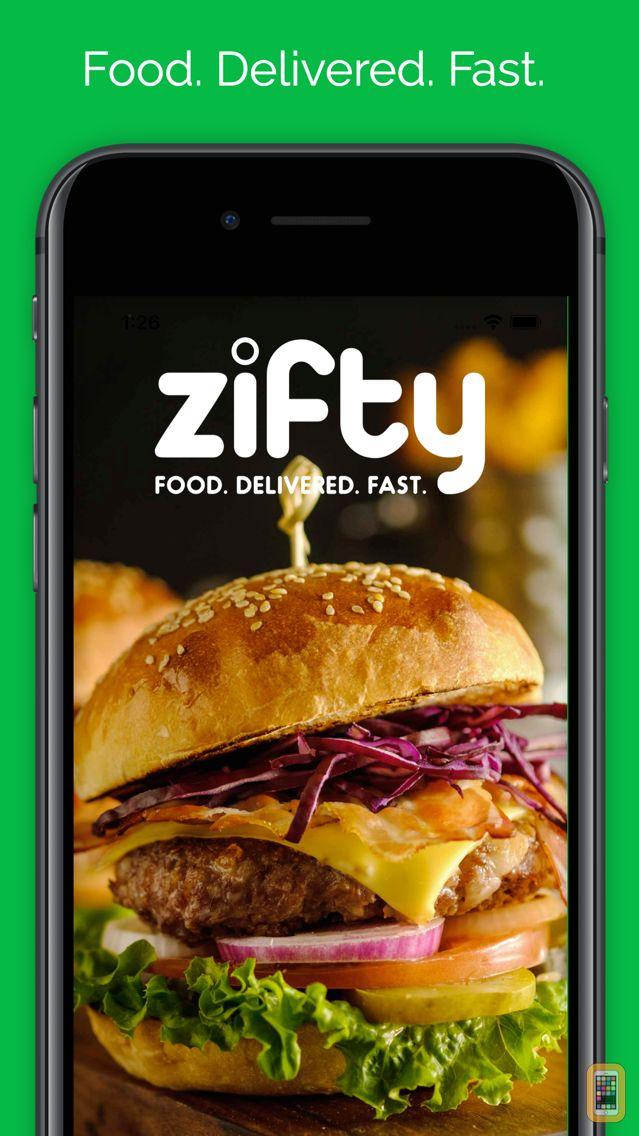 Screenshot - Zifty