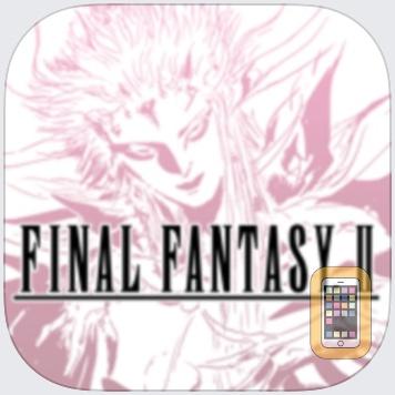 FINAL FANTASY II by SQUARE ENIX (Universal)