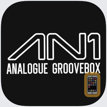 AN1 Analogue Groovebox by DesignByPaul (iPad)