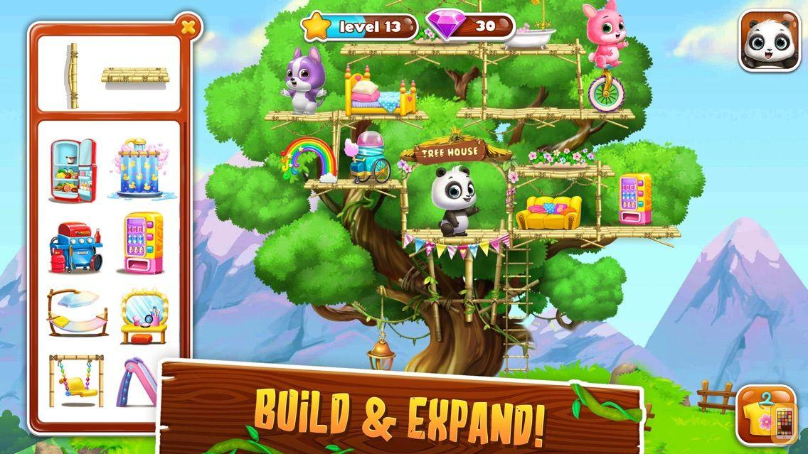 Screenshot - Panda Lu Treehouse
