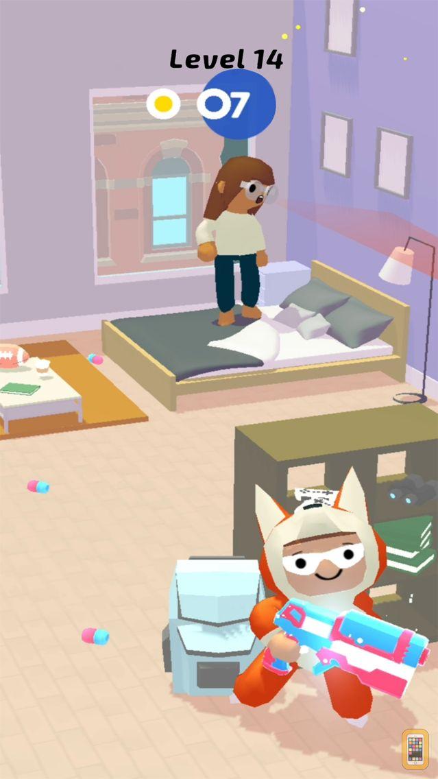 Screenshot - NERF Epic Pranks!