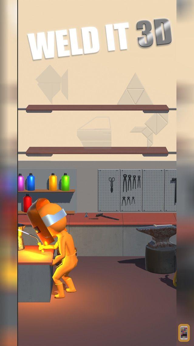 Screenshot - Weld It 3D
