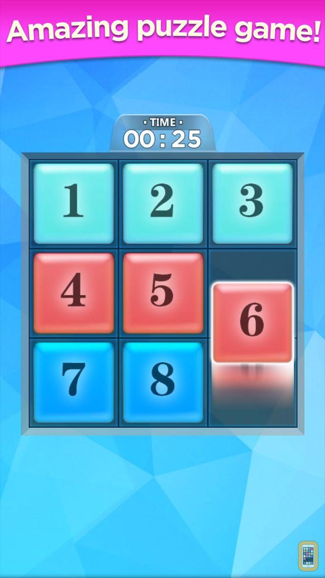 Screenshot - Number Block Puzzle.