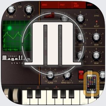 Magellan Synthesizer 2 by Yonac Inc. (Universal)