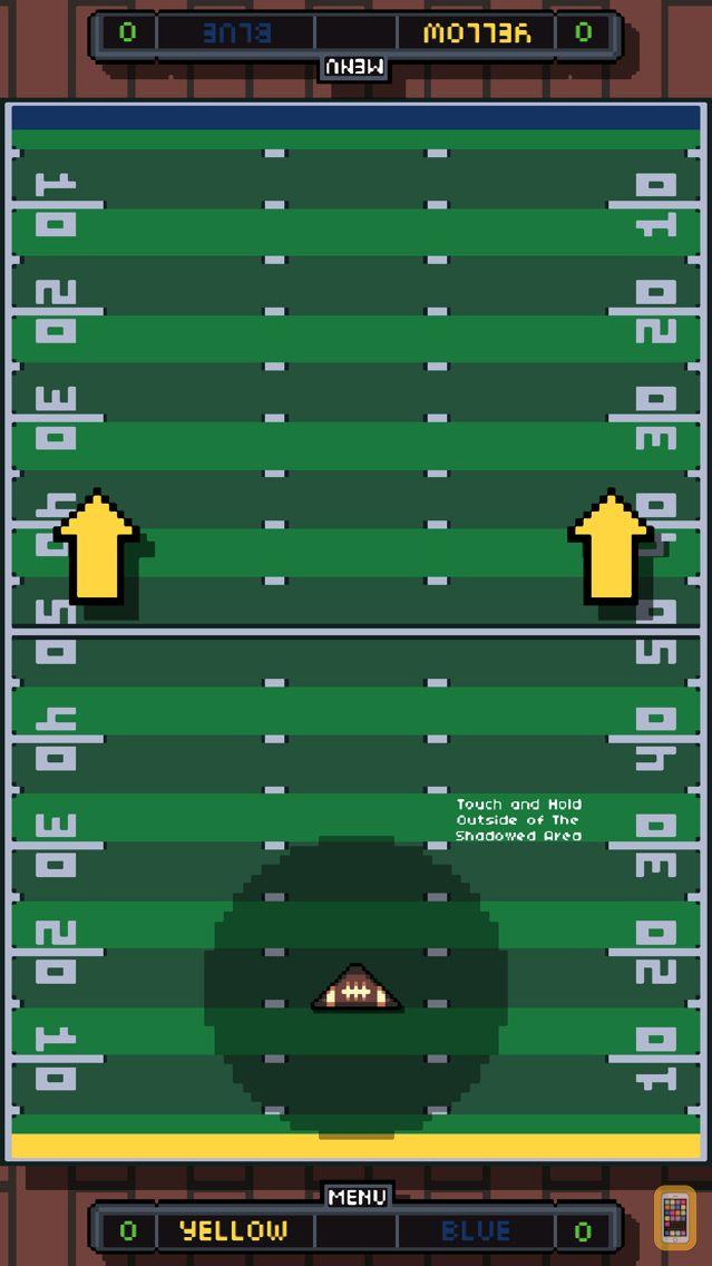 Screenshot - Pixel Push Football
