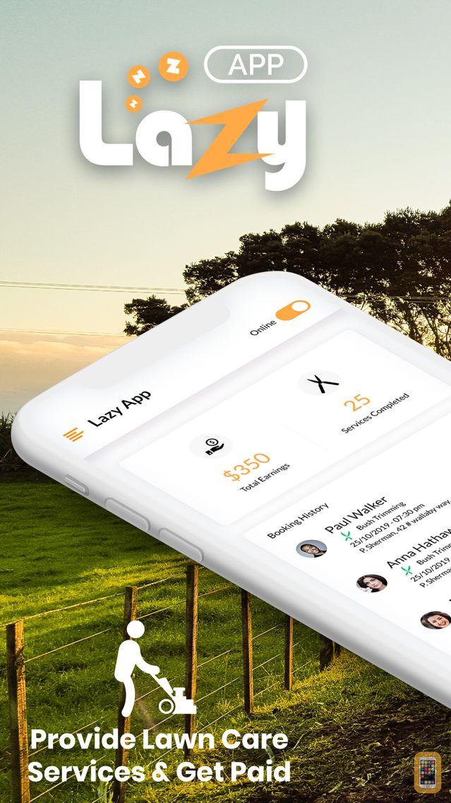 Screenshot - LazyAppSP