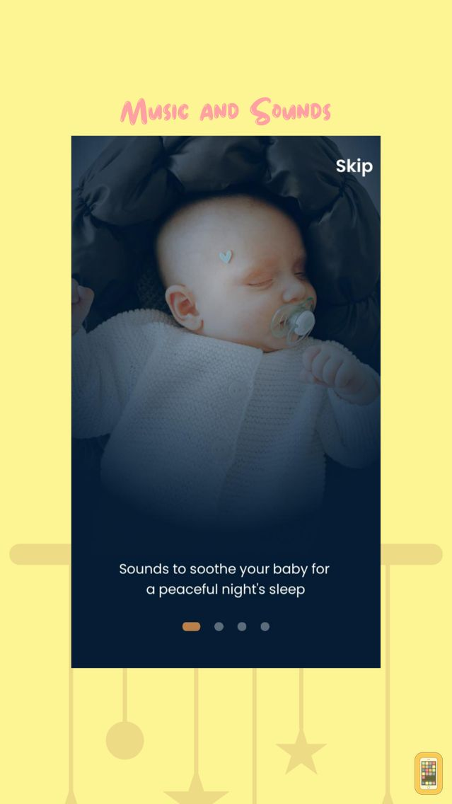 Screenshot - Calm Baby Sleep Sounds
