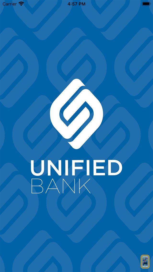 Screenshot - Unified Bank Mobile
