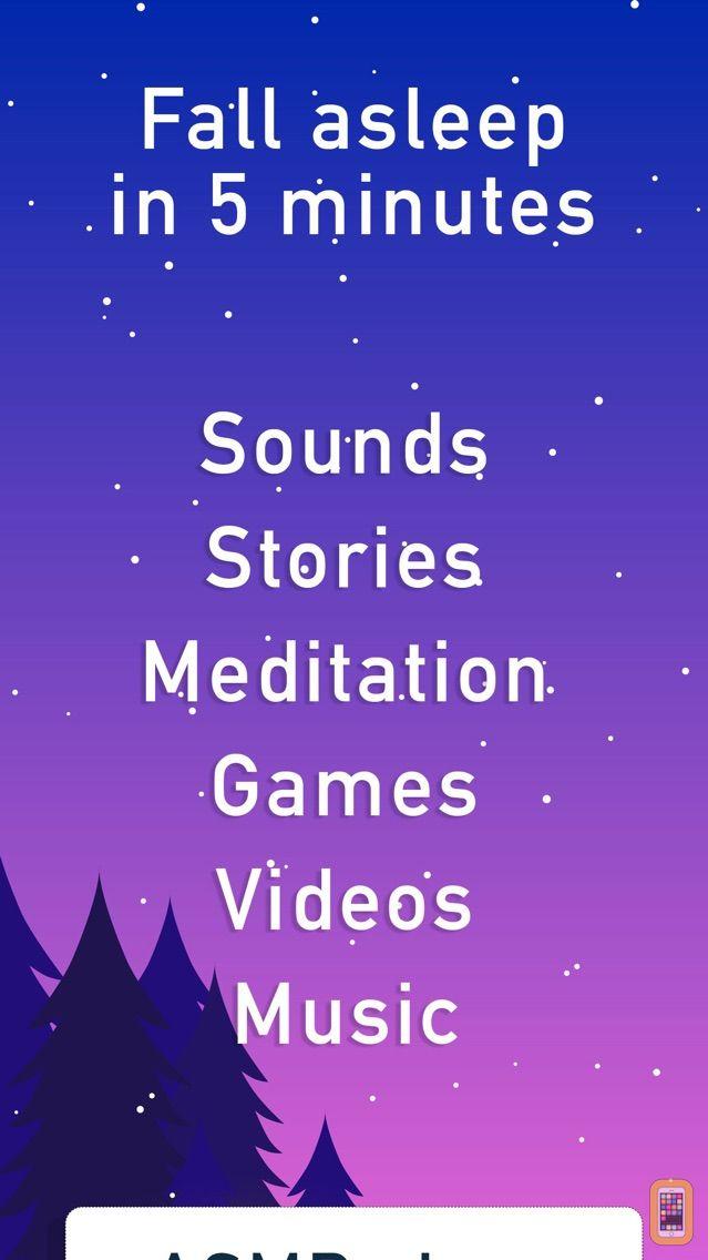 Screenshot - Bedtime ASMR - Sleep Sounds