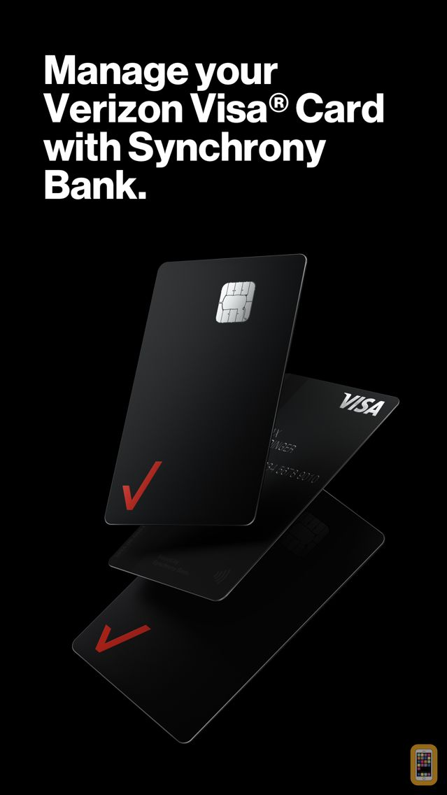 Screenshot - Verizon Visa® Card