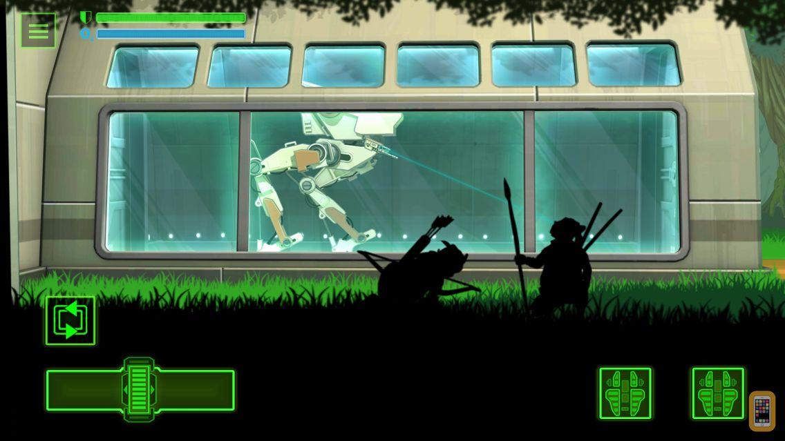 Screenshot - BE-A Walker