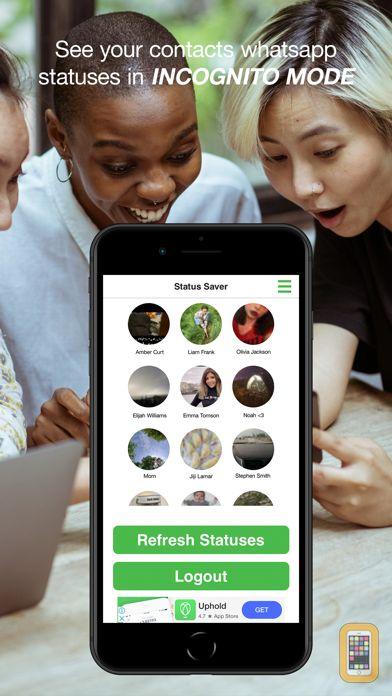 Screenshot - Status Saver For WhatsApp Save