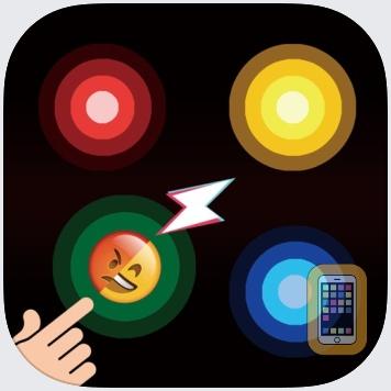 Shock my friends-Tap Roulette. by Haoran Wang (iPhone)