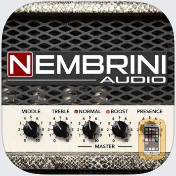 BST100 V2 Super Overdrive by Nembrini Audio (Universal)