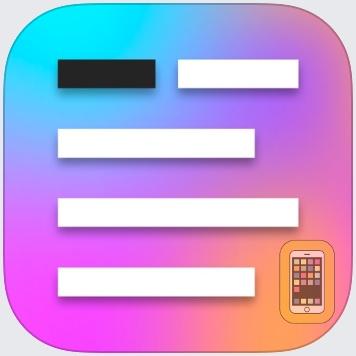 Spacie - Clean Line Breaks by Apps4Life, LLC. (Universal)