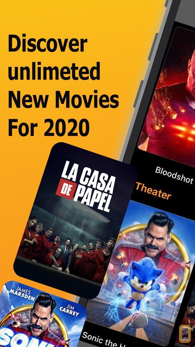 Screenshot - Movie Flix & Show Box TV Hub