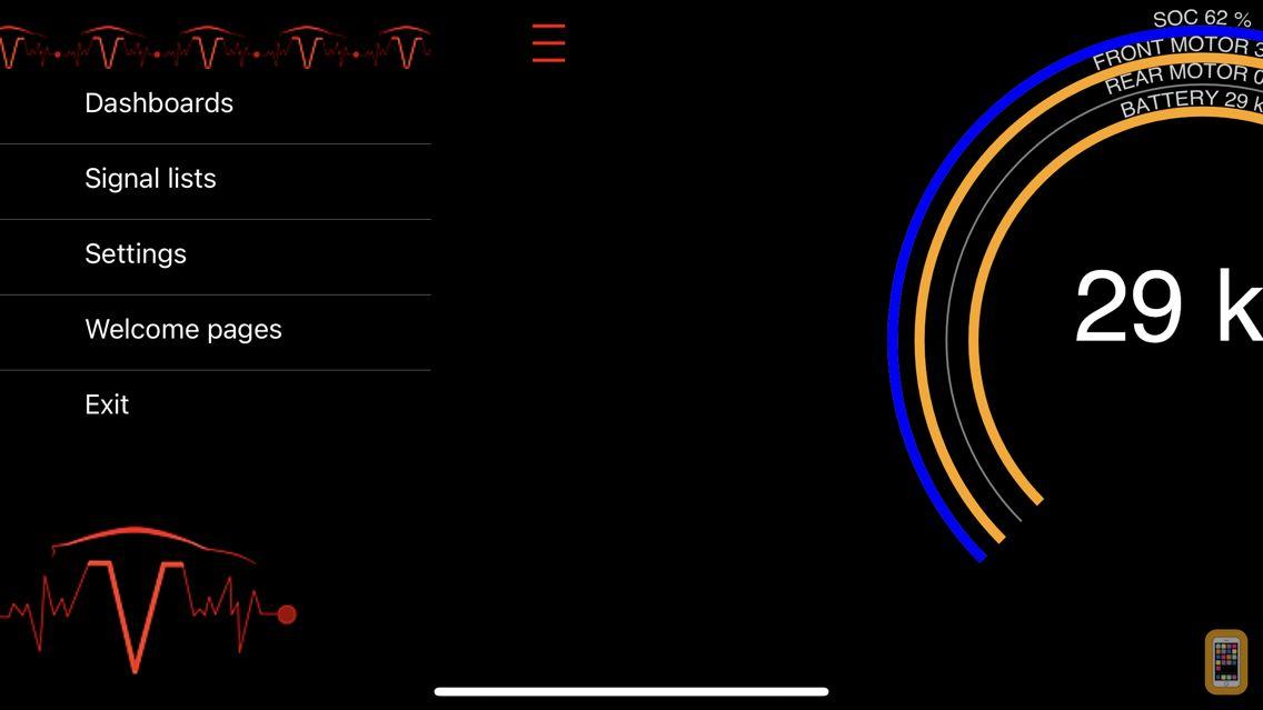 Screenshot - scan my T3SLA