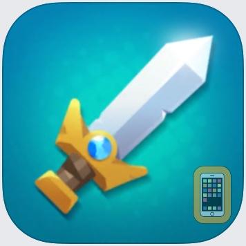 Dashero: Sword & Magic by Trèfle & Co. Game (Universal)