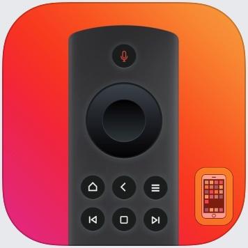 Fire TV Stick Remote by Kishan Panchotiya (Universal)