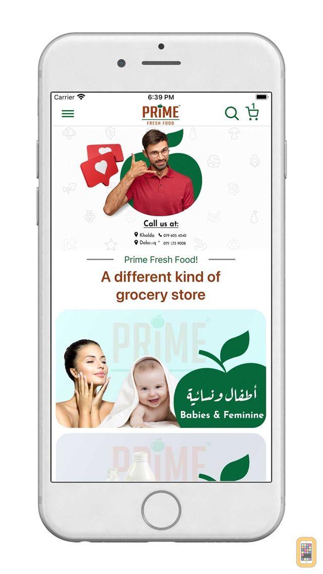 Screenshot - Prime Fresh Food