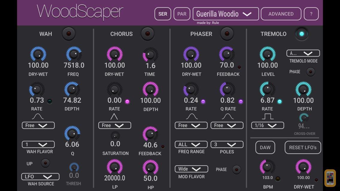 Screenshot - WoodScaper