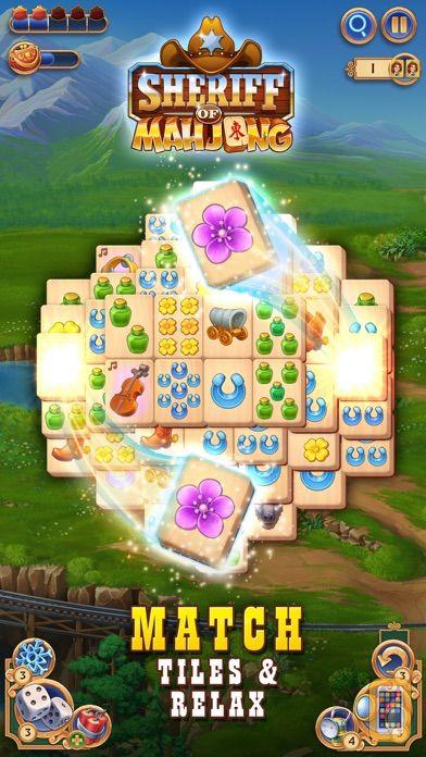 Screenshot - Sheriff of Mahjong