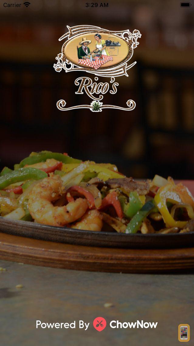 Screenshot - Rico's Mexican Grill