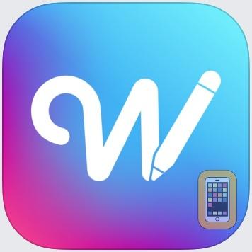 Writey - Practice Handwriting by Mehrdad Bokaeian (iPad)