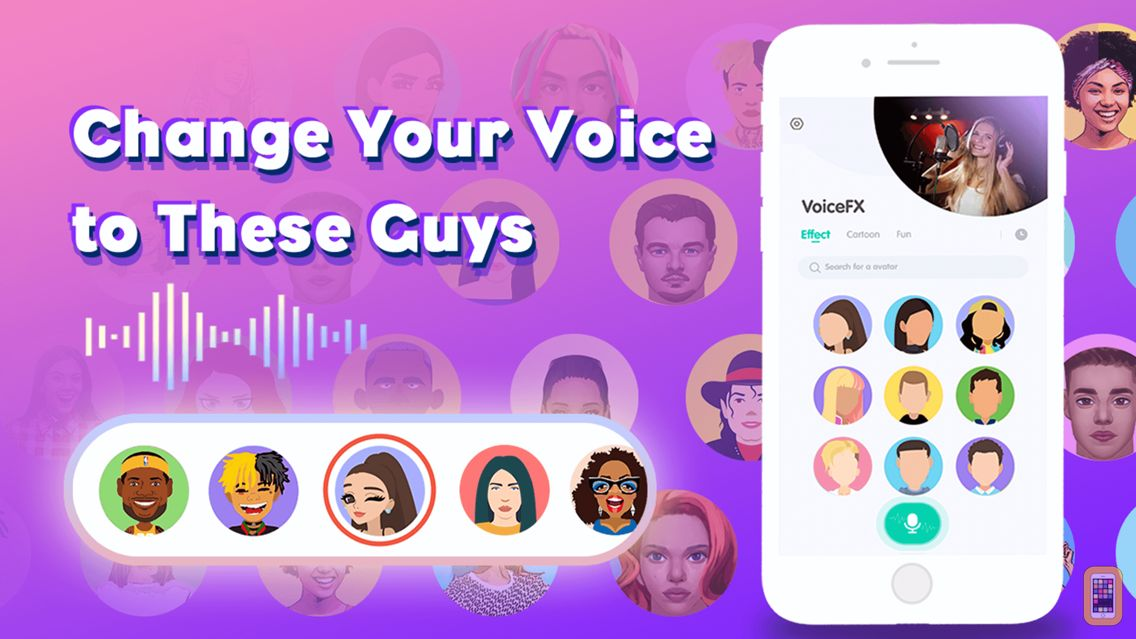 Screenshot - Funny Voice Effects & Changer