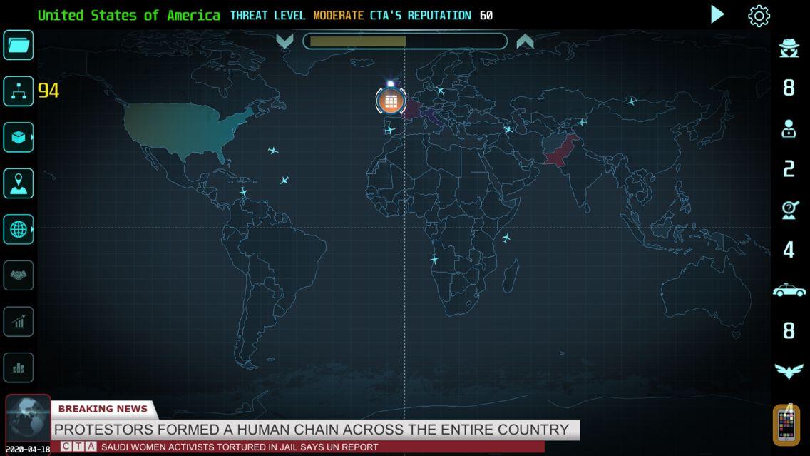 Screenshot - Counter Terrorist Agency