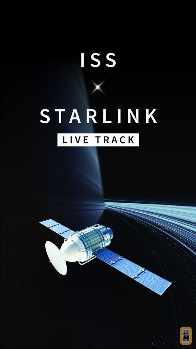 Screenshot - Starlink Tracker Live