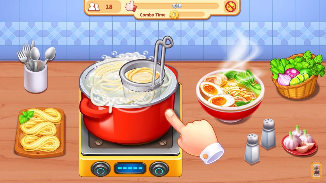 Screenshot - My Restaurant: Cooking Game