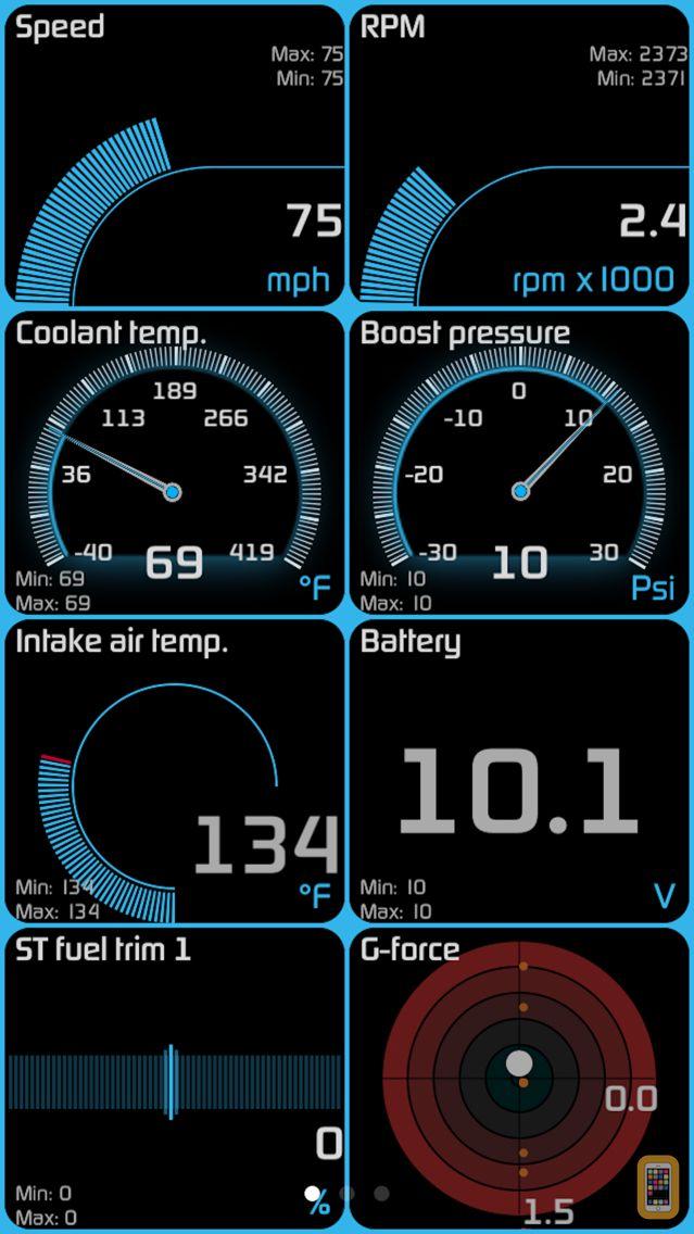 Screenshot - Shift OBD Complete