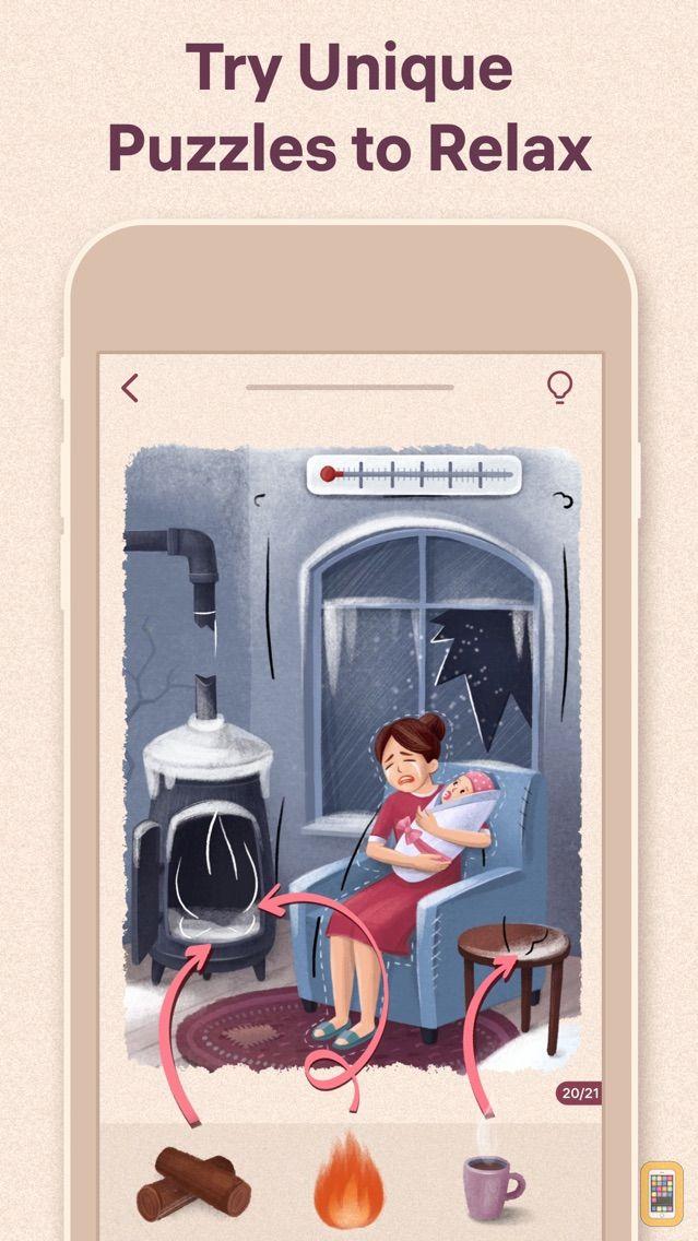 Screenshot - Art Puzzle - Jigsaw Coloring