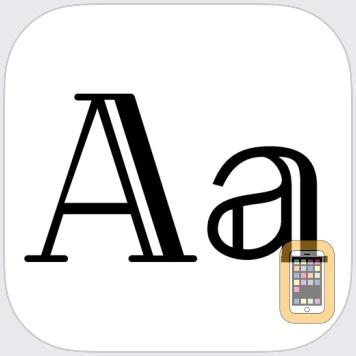 Fonts X |font & Emoji Keyboard by Ke Zeng (iPhone)