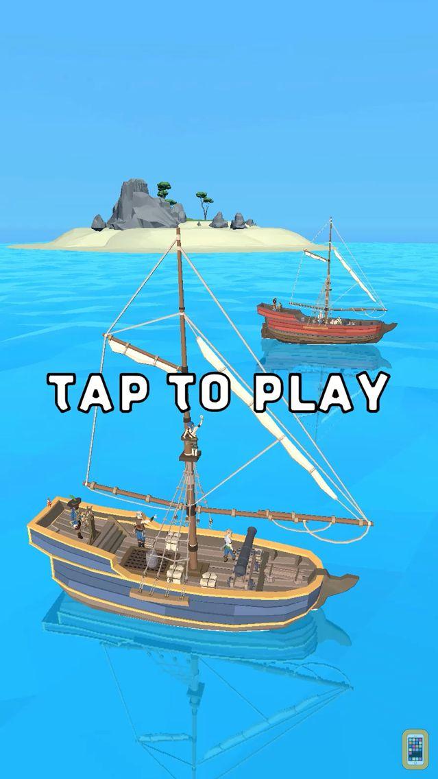 Screenshot - Pirate Attack: Sea Battle