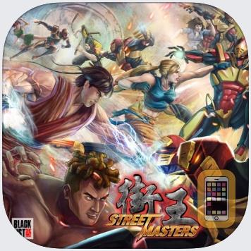 Street Masters by Blacklist Games LLC (Universal)