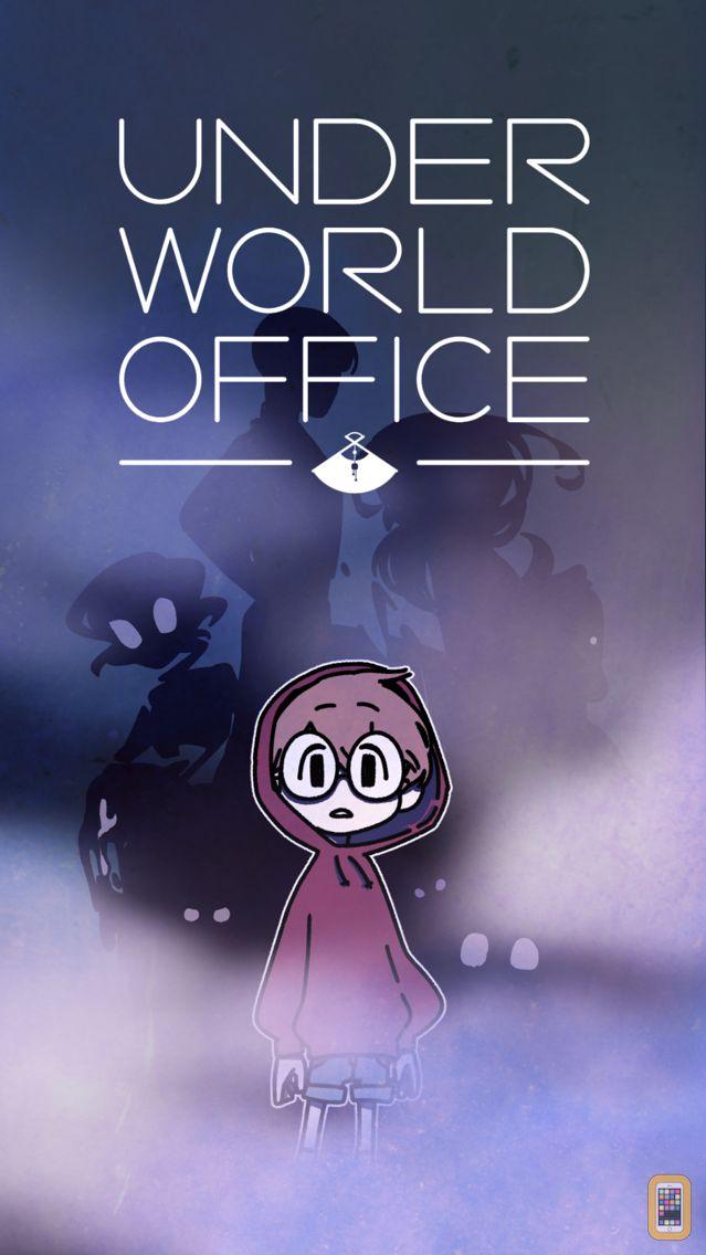 Screenshot - Underworld Office- Novel Game