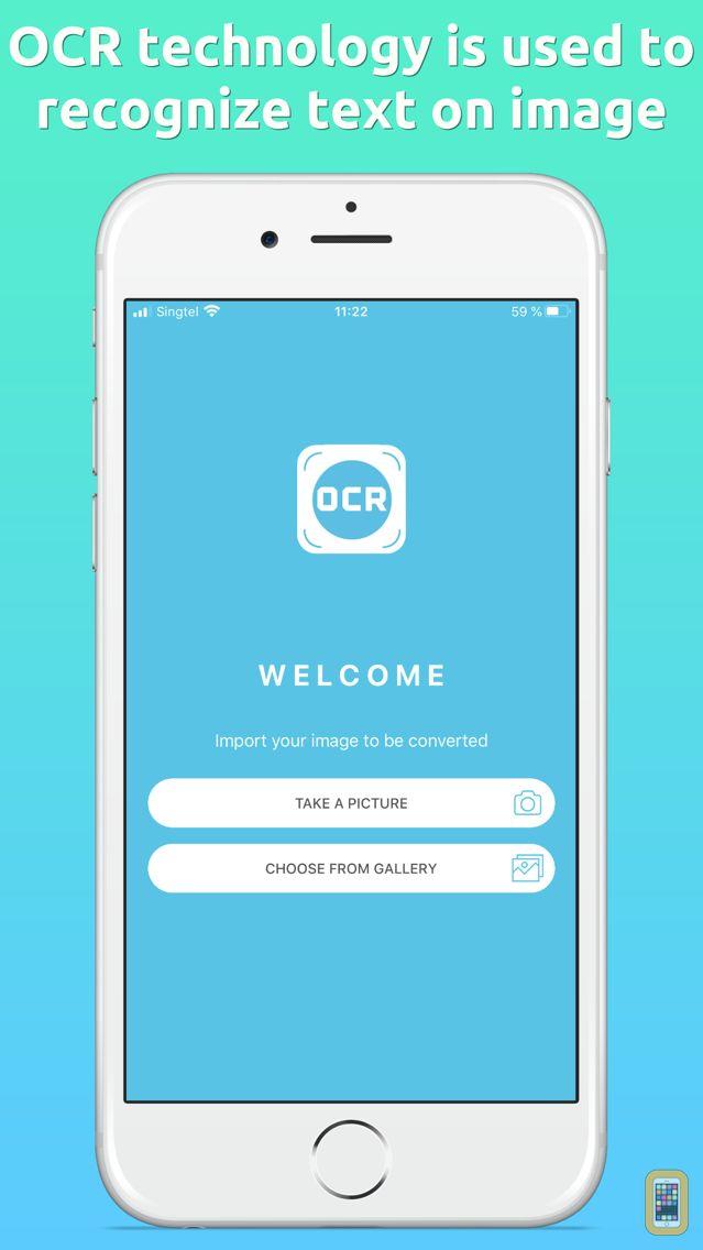 Screenshot - OCR Text Recogniser