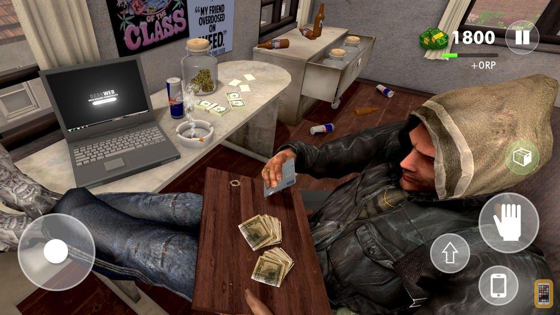 Screenshot - Drug Mafia - Weed Pawn Shop