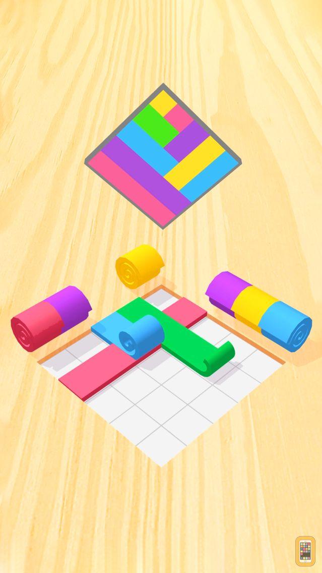 Screenshot - Color Roll 3D