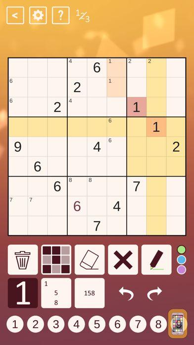 Screenshot - Miracle Sudoku