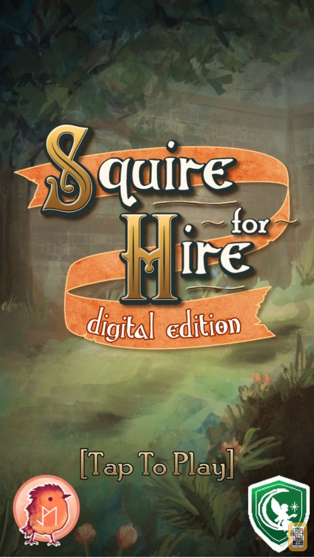 Screenshot - Squire for Hire