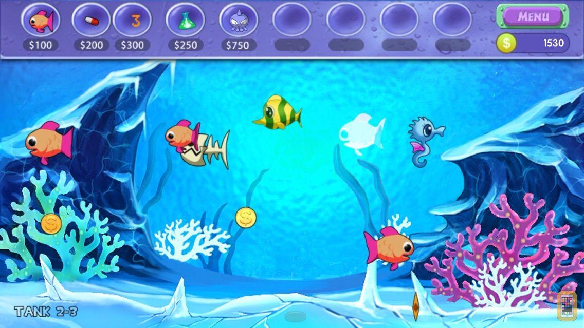 Screenshot - Insaquarium: Tap Aquarium