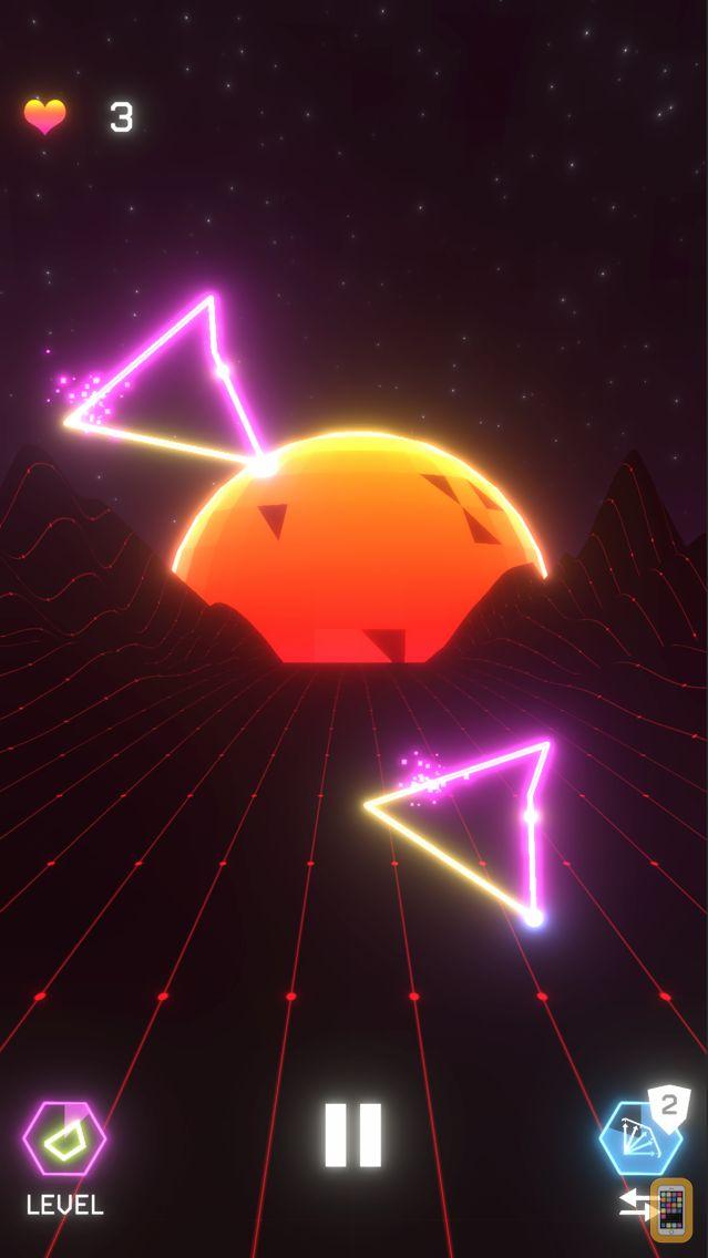 Screenshot - Chaser Tracer