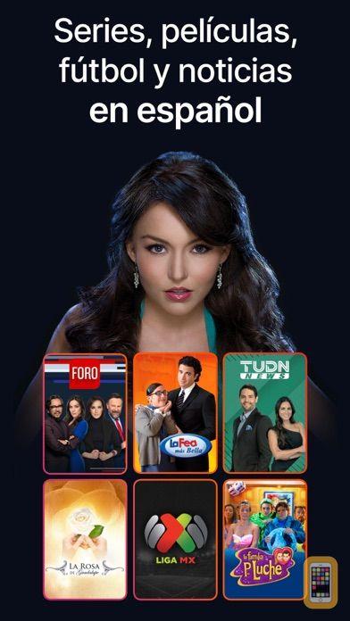 Screenshot - PrendeTV: TV In Spanish