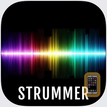 MIDI Strummer AUv3 Plugin by 4Pockets.com (Universal)