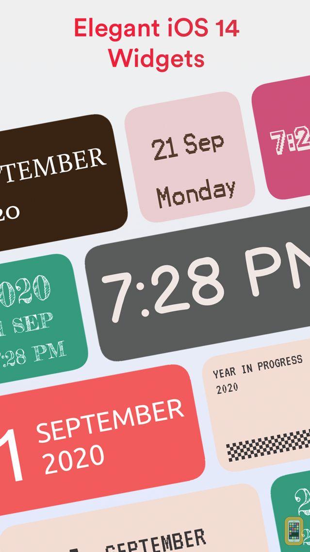 Screenshot - Pixel Widgets