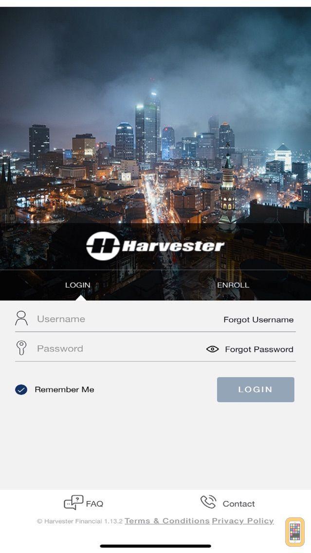 Screenshot - HFCU Card App