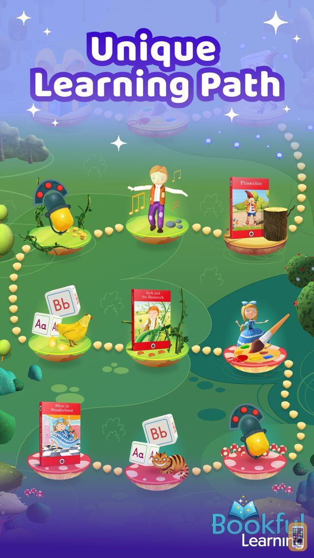 Screenshot - Bookful Learning: Magic Tales